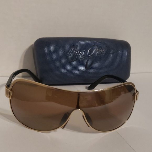 NWOT Maui Jim Maka Sunglasses & Case